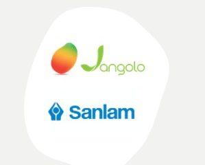 image du partenariat Jangolo et Sanlam